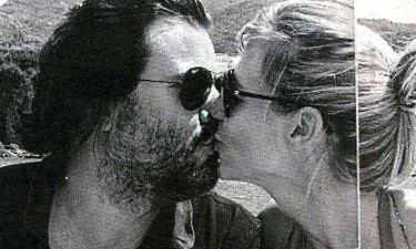 Βιγκόπουλος-Κοτοβός: Καυτά φιλιά στο ταξίδι του μέλιτος πριν τον γάμο! (φωτό)