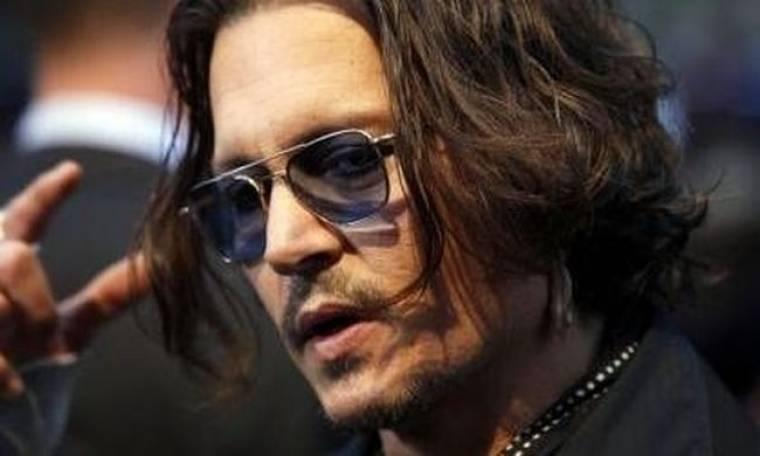 Ο Johnny Depp σε νέα ταινία
