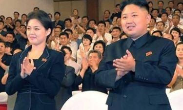Ο Βορειοκορεάτης και η τραγουδίστρια!