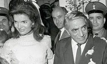 Οι γάμοι που πέρασαν στην ιστορία: Jackie Kennedy- Αριστοτέλης Ωνάσης
