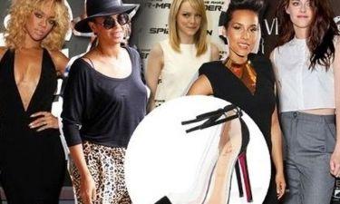 Bis Un Bout: Τα νέα αγαπημένα Louboutin των celebrities
