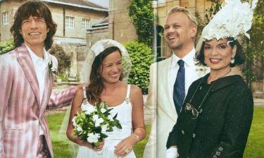 Ο Μίκ Τζάγκερ πάντρεψε την κόρη του