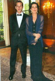 Αντρέ Κασιράγκι: Οικοδεσπότης φιλανθρωπικής βραδιάς