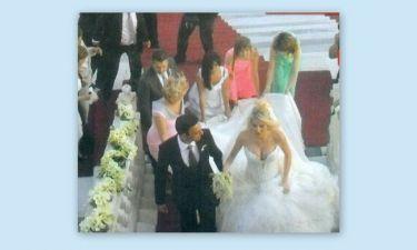 Λαιμού-Ανδρέου: Ο μυστικός γάμος, η δεξίωση των 250.000 ευρώ και τα 10.000 λουλούδια