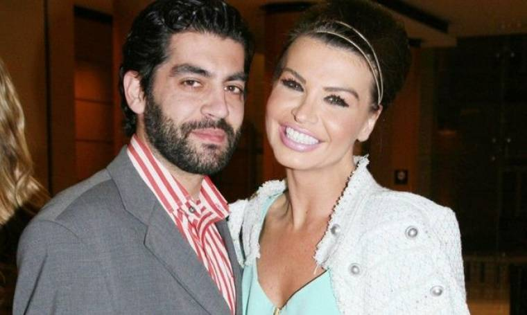 Νίνα Λοτσάρη-Κωνσταντίνος Σκορδάλης: Κρίση στον γάμο τους;