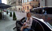 Η Μαρία Καρλάκη στην Πολωνία
