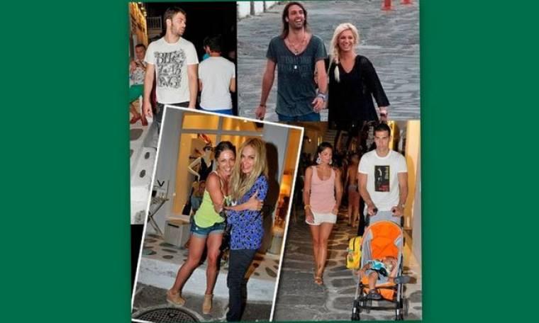 Mύκονος report vol.2: Οι νέες διάσημες αφίξεις στο celebrity νησί