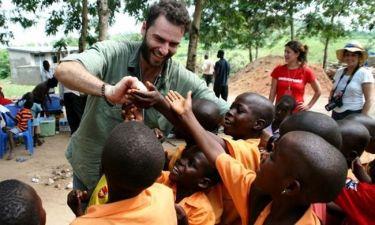 Όταν ο Παναγιώτης Μπουγιούρης επισκέφτηκε τη Γκάνα!