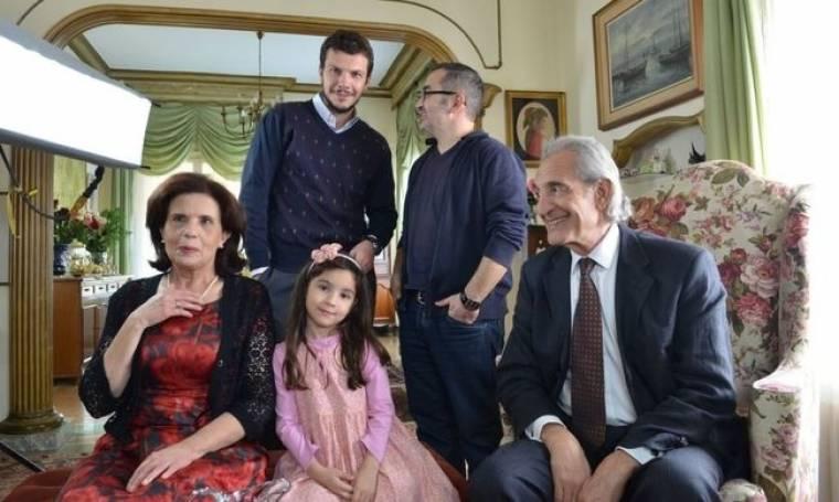 Ιωάννης Παπαζήσης: Η επιστροφή του στον κινηματογράφο
