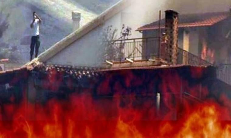 Κάηκαν πέντε σπίτια στην Κερατέα