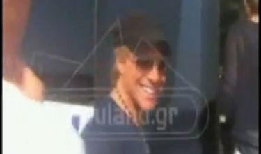 Δείτε τον Jon Bon Jovi στην Κέρκυρα με το σκάφος του