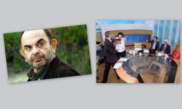 Σάκης Μπουλάς: Σχολιάζει το επεισόδιο Κασιδιάρη- Κανέλλη