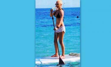 Νάντια Μπουλέ: Είναι σε φόρμα και φαίνεται!