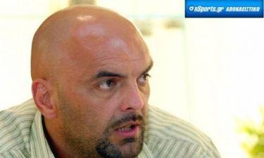 Βέλιτς στο Onsports: «Ανοιχτή η πρόκριση για τον Αστέρα»