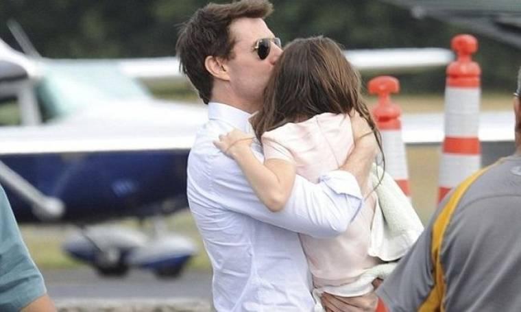 Tom Cruise: Δεν εγκατέλειψα ποτέ τη Suri