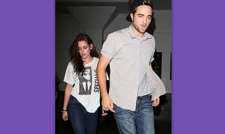 Robert Pattinson – Kristen Stewart: Κρυφό ραντεβού στο Λος Άντζελες