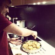 Ποιος ετοίμασε δείπνο στην Χρηστίδου;