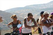 Γιώργος Πρίντεζης: Με την Βιβή Τσιάμη σε αγώνες «DragDay»