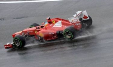 Στην pole position ο Αλόνσο!
