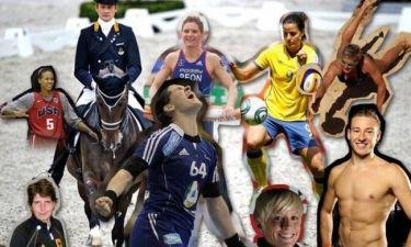Οι γκέι αθλητές των Ολυμπιακών Αγώνων