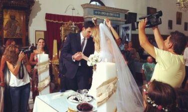 O γάμος της Ισαβέλλας και του Βαγγέλη (Αποκλειστικά στο Tsimtsilicious)