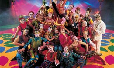 Το «Cirque du Soleil» θα δώσει «Ελπίδα»