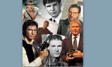 Harrison Ford: Ο άντρας που κάνει τους 70άρηδες να φαίνονται sexy