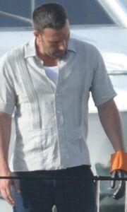 Ben Affleck – Justin Timberlake: Γυρίσματα στο Πουέρτο Ρίκο