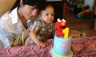 Η Selma Blair και οι τούρτες γενεθλίων για το γιο της