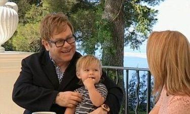 Elton John: Ετοιμάζεται για ακόμη ένα παιδί;