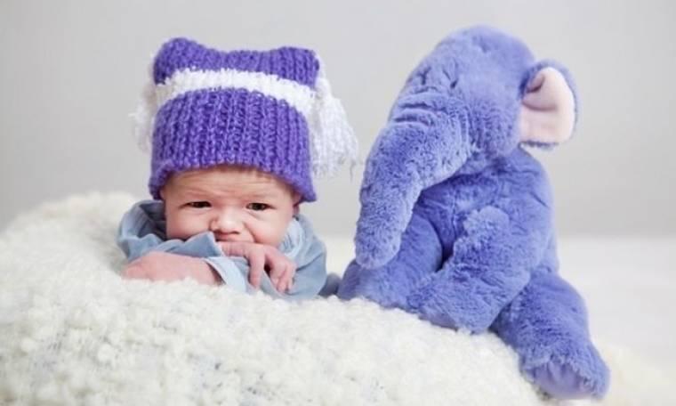 Τα νεογέννητα μέσα από το φακό της διάσημης φωτογράφου Elena Dremova