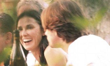 Γιατί η Demi Moore χαμογελά ξανά ;