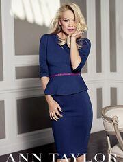 Η Kate Hudson σε νέα φωτογράφηση για την Anne Taylor