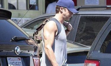 Ryan Gosling: Η γυμναστική αποδίδει