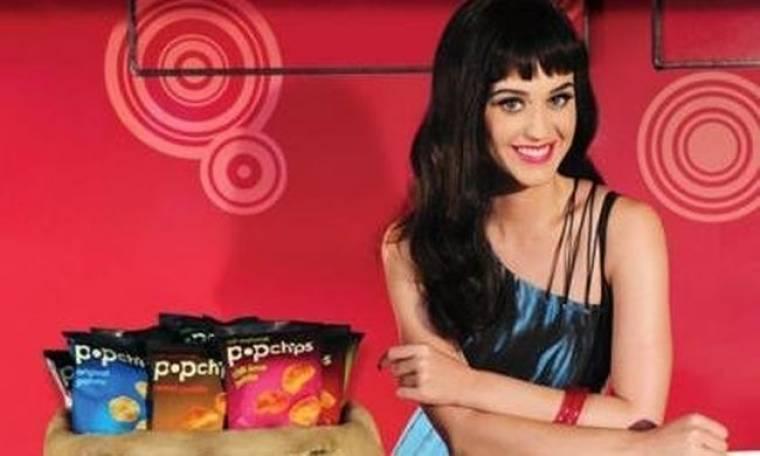 Katy Perry: Σε διαφήμιση σνακ