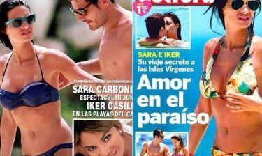 Έκανε αυξητική στήθους η Σάρα Καρμπονέρο;