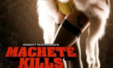Προσθήκη - έκπληξη στο Machete Kills!