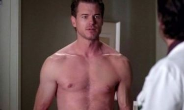 Eric Dane: Ο McSteamy τέλος από το Grey's Anatomy