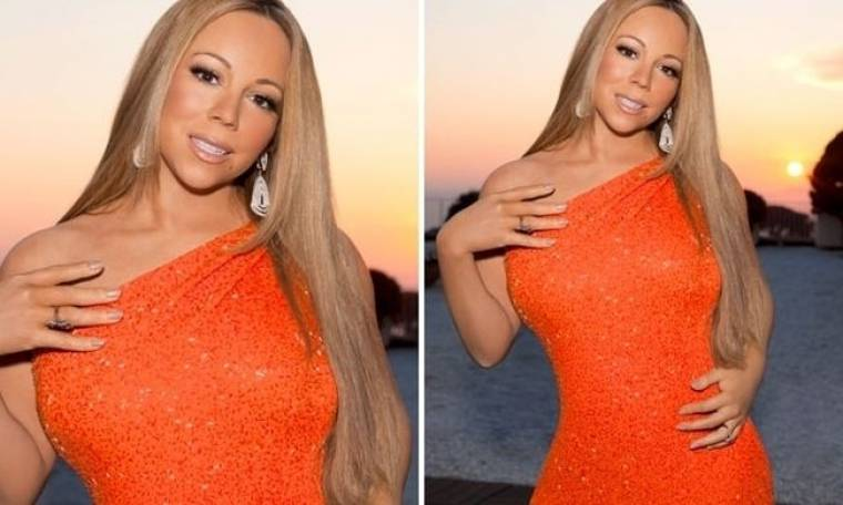 Η πρώτη επίσημη φωτογραφία της Mariah Carey για το American Idol
