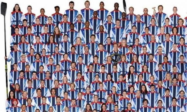 Λονδίνο 2012: Ολη η Μεγάλη Βρετανία σε μια φωτογραφία (photos)