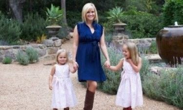 Η Reese Witherspoon μας ξεναγεί στο σπίτι όπου παντρεύτηκε
