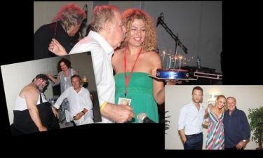 Η συναυλία και τα γενέθλια του Γιάννη Σπανού!