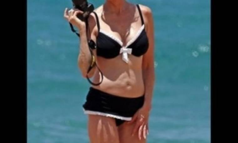 Ποια star του Hollywood την είδε λολίτα στα γεράματα;