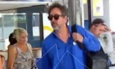 Νέα απόβαση διάσημων σταρ στην Ελλάδα. Στην Κέρκυρα ο Tim Burton