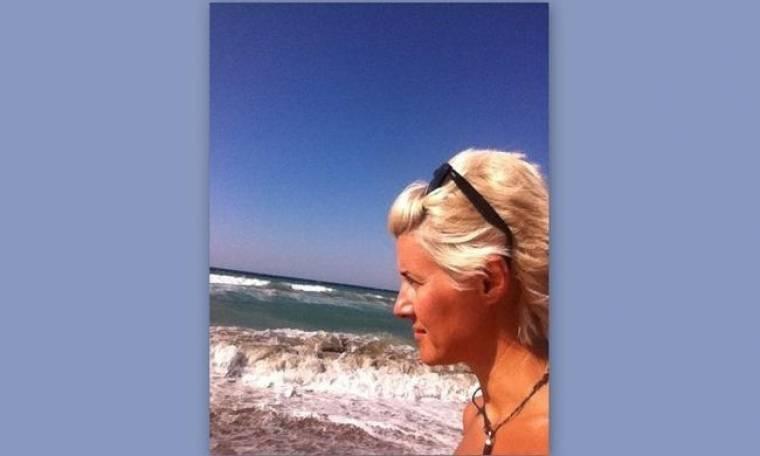 Εύη Φραγκάκη: Πού κάνει διακοπές;
