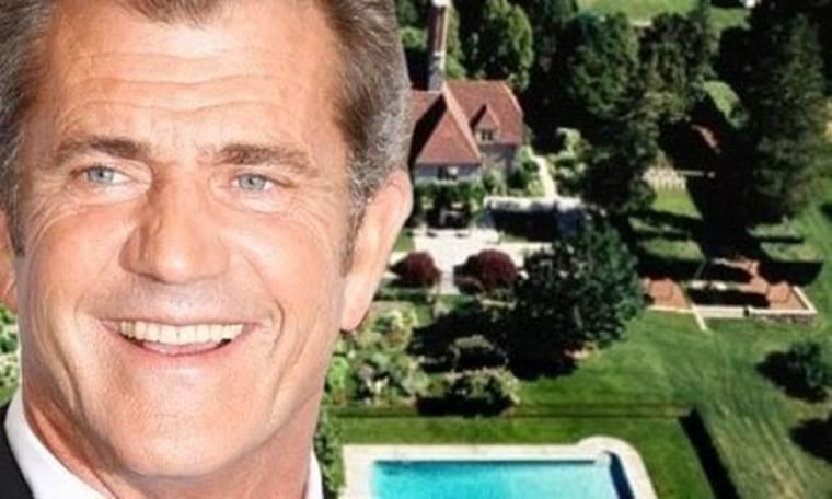 Mel Gibson: Η οικογενειακή έπαυλη του έκπτωτου superstar προς πώληση
