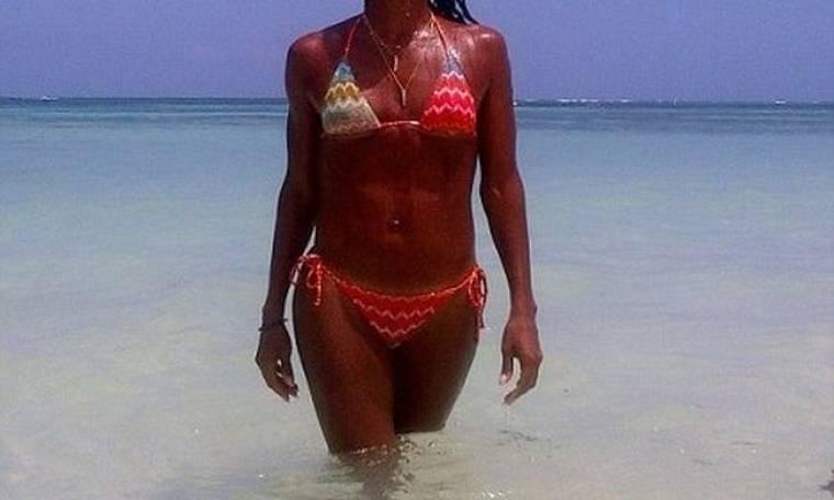 Κορμάρα στα 41 της χρόνια!