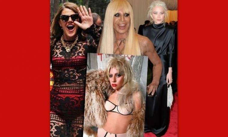 Fashion Icons From Hell: Μαμαααααά!