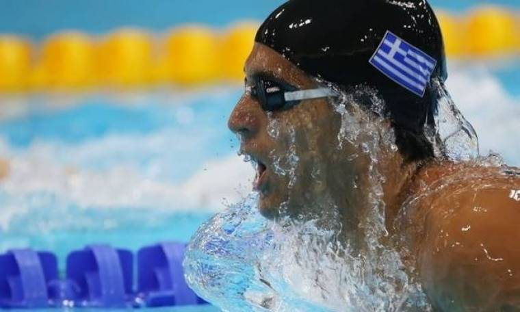Λονδίνο 2012 – Κολύμβηση 200μ. πεταλούδας: Στα ημιτελικά ο Δρυμωνάκος