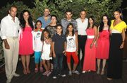Έλλη Αγγελιδάκη: Στη Κρήτη για την βάφτιση της ανιψιάς της!